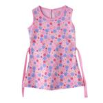 Flower Girl Girls Dress,Pink,SIMGS20GFR030