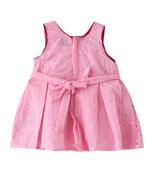 Smart Baby Baby Girls Dress ,Pink - SIMGS21NV7059