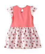 Smart Baby Baby Girls Dress , Peach- SNGSS2137652