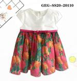 Smart Baby Baby Girls Dress-Multi GEGSS2020110
