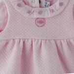Rock a Bye Baby Baby Girls 2pc Set , Pink - JCGAW20S19373