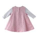 Rock a Bye Baby Baby Girls 2pc Set , Pink/White - JCGAW20S19214