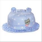 Smart Baby Baby Hat, Light Blue-FMG21348LB