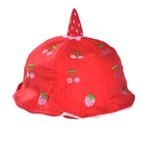 Smart Baby Baby Hat, Red-FMG21211R
