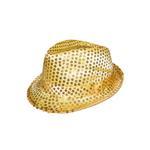 Le Crystal Girls Girls Fancy Dress Hat,Yellow,FMGST8-Y