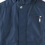 Nexgen Juniors Boys Hoodie Jacket , Navy - HDGLW20M02CL2