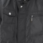 Nexgen Juniors Boys Hoodie Jacket , Black - HDGLW20303CL1
