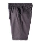 Nexgen Juniors Boys Plain Jamaican, Dark Grey,SIMGS209003E