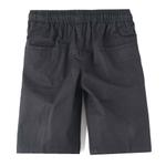 Nexgen Juniors Boys Plain Jamaican, Black,SIMGS209003H