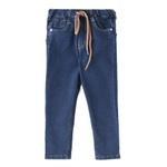 Nexgen Juniors Boys Jeans , Dark Blue,SIMGS204629A