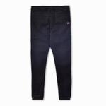 Nexgen Juniors Boys Jogger Style Jeans, Black-SIMG4045A