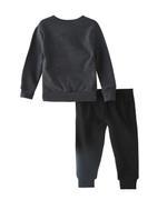 Tom & Jerry Boys Sweatshirt With Jogger Set,Charcoal Grey/Black-TCGLAW2114290