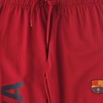 FC Barcelona Boys Jog Pant,Maroon,HWGLS20FCB4