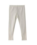Chiquitos Girls Legging , White - BAGCGAW20L18