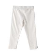 Chiquitos Baby Girls Legging , White - BAGCGAW20L06
