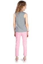 Little Kangaroos Girls Leggings,Pink-ROGS2019625E