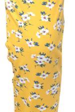 Nexgen Girls Girls Printed Leggings , Yellow - VCGSS21168