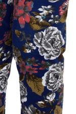Nexgen Girls Girls Printed Leggings , Bright Blue - VCGSS21170