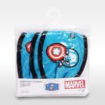 Marvel Boys 3pc Washable Face Covering , Blue/ Green - TCGLTRHA8527