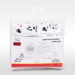 Mickey Mouse Boys 3pc Washable Face Covering , White - TCGLTRHA8850