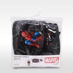 Marvel Boys 3pc Washable Face Covering , Black/Dark Brown - TCGLTRHA7674