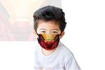 Marvel Boys 3pc Washable Face Covering , Red - TCGLTRHA8572