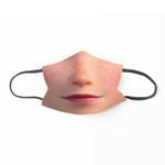 Disney Frozen Girls 3pc Washable Face Covering , Peach/White - TCGLTRHA8567