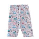Smart Baby Baby Boys Printed Pajama, White/Beige-BIGS20SB502FBEG