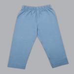Disney Baby Boys T-shirt With Pajama Set , White/Blue - SIMGS20LIB004