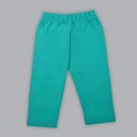 Disney Baby Boys T-shirt With Pajama Set , Grey/Sea Green - SIMGS20LIB014