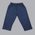 Marvel Baby Boys T-shirt With Pajama Set , Blue Green/Navy - SIMGS20LIB007