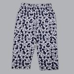 Disney Baby Boys T-shirt With Pajama Set , Navy/White - SIMGS20LIB002