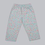Disney Baby Girls T-shirt With Pajama Set , Sky Blue/Grey - SIMGS20LIG003