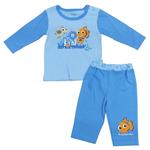 Disney Baby Nemo Baby Boys Pajama Sets, Blue-NCGDBIBCPR5D