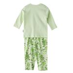 Chiquitos Baby Girls T-Shirt With Pajama Set,Light Green,BAGCGJ503