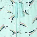 Genius Girls Pajama Set , Sky Blue - HDGLSS212199