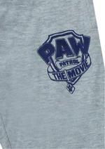 Paw Patrol Boys T-Shirt With Pajama Set,Navy/Grey Melange -HWGLS21TNPP1B