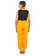 Nexgen Girls Girls Plain Pants,Mustard-KFGSS211858A