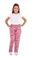 Nexgen Girls Girl Printed Pants,Pink - KFGS201538P5