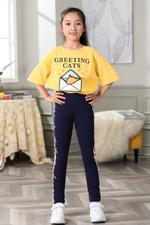Nexgen Girls Girl Pant,Blue,GEGSS2020248