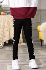 Nexgen Girls Girl Pant,Black,GEGSS2020249