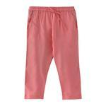 Nexgen Girls Girl Solid Pants,Peach - KFGS201581CL4