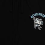 Genius Boys T-shirt With Full Pant Set , White/Black - HDGLSS21B2302