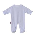 Smart Baby Baby Boys Romper,Blue,TIGSS20B473