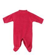 Smart Baby Baby Girl Romper , Hot Pink - TIGAW20TGR009