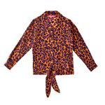 Nexgen Girls Girl Printed Shirt,Copper - KFGSS201571