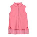 Nexgen Girls Girl Shirt , Peach-MCG701AG19