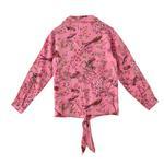 Nexgen Girls Girl Printed Shirt,Pink - KFGSS201570
