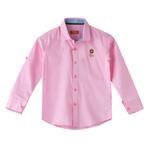 Nexgen Juniors Boys Shirt,Pink,SIMG20S4050B
