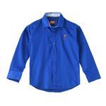 Nexgen Juniors Boys Shirt,Royal Blue,SIMG20S4050E